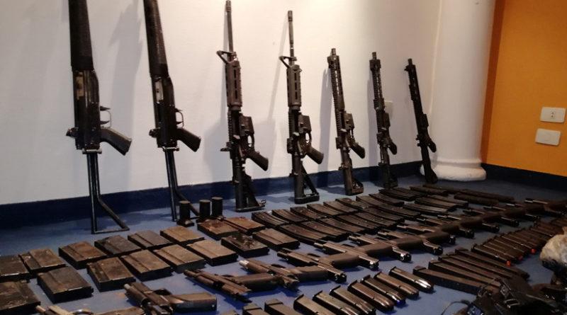 ALERTA: Detienen en Venezuela a un grupo de militares sublevados que robó armamento