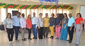 Anacecatep celebra encuentro con sus socios