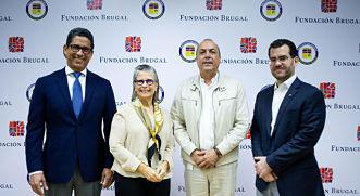 Fundación Brugal y Loyola firman acuerdo deportivo