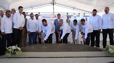 Inicio construcción puerto Taino Bay convertirá a Puerto Plata en verdadera potencia turística