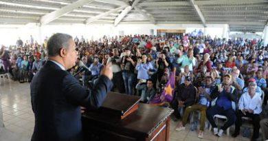 Leonel Fernández cita algunos de los motivos por los que va por nuevo mandato presidencial