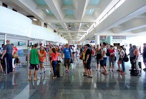 Llegada de turistas a RD creció 6.2% en el 2018