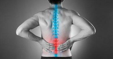 Maneras naturales de calmar el dolor lumbar