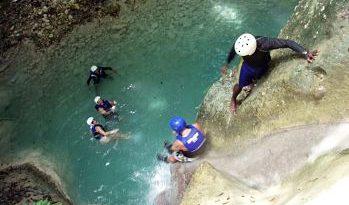 Monumento Natural Saltos de la Damajagua establece records de visitantes por octavo año consecutivo