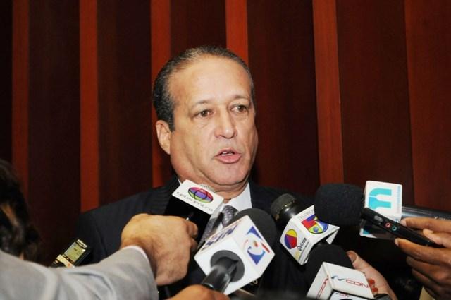 """Pared Pérez considera apresamientos de """"Buche"""" y """"Machete"""" son pasos importantes en la lucha contra narcotráfico"""