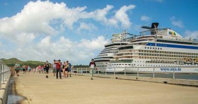 RD recibe esta semana 12 buques de cruceros y yates de lujo con capacidad de 44 mil visitantes