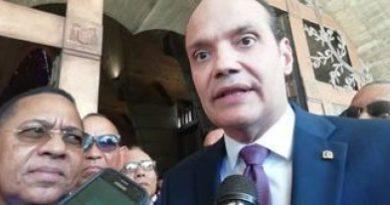 Ramfis dice políticos les temen y están todos asustado