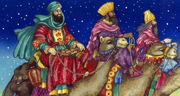 Hoy es Día de los Santos Reyes Magos