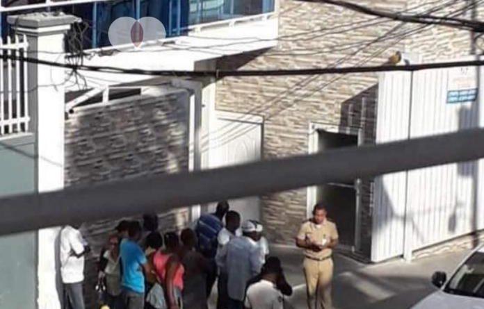 Matan dominicano en la embajada dominicana en Haití