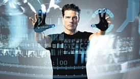 Apple piensa en unos guantes como los de Minority Report
