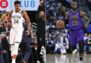 Giannis Antetokounmpo y LeBron James serán los capitanes en el All Star 2019