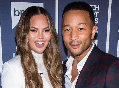 John Legend y Chrissy Teigen hablan sobre aquellos polémicos tuits de Kanye West