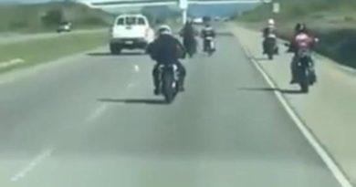 Ciutran suspende militares por atropellar a motociclista en la Autovía del Coral