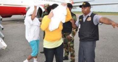 Estudio: Mayoría dominicanos deportados llega desde EU y Europa