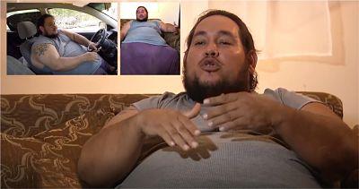 Taxista dominicano con testículos que pesan 80 libras pide ayuda para operación de urgencia
