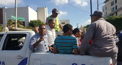 Falpo llama a movilizarse hasta que liberen dirigentes que lanzaron excremento a SCJ