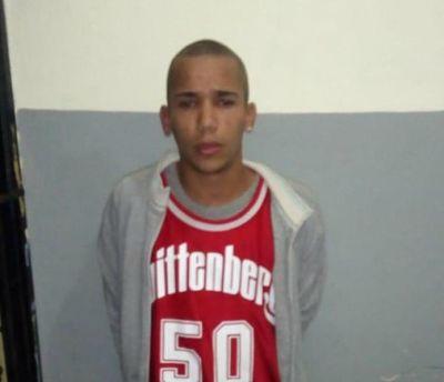 Joven es arrestado por PN que iba intentar robar en unapizzería