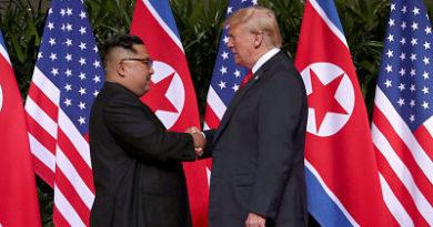 """El segundo encuentro entre Trump y Kim se celebrará """"hacia finales de febrero"""""""