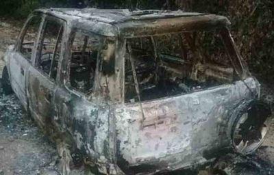 Los tres hombres hallados calcinados en La Romana iban dar tumbe de drogas