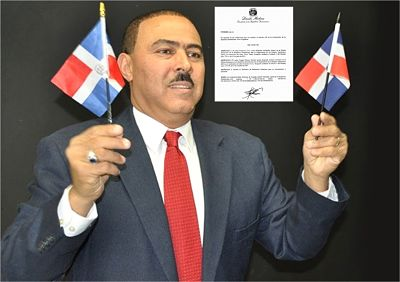 Danilo nombra al prestigioso empresario Yomare Polanco como Ministro Consejero en la OEA