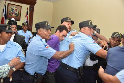 Recesan hasta este miércoles juicio contra Chaman Chakra