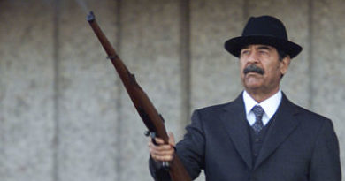 La hija de Saddam Hussein revela cuál fue último mensaje antes de ser ejecutado