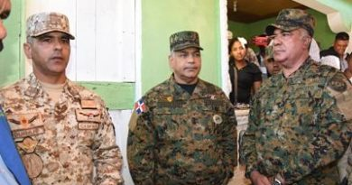 Presidente Medina dispone ascenso de soldado muerto tras incidente en frontera