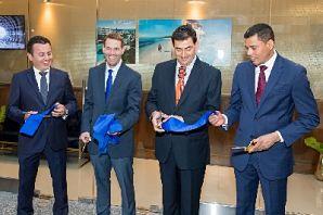 Cadena hotelera AMResorts inaugura oficina comercial en la capital dominicana, Santo Domingo