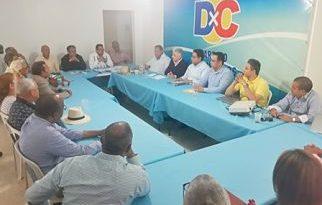 Dominicanos por el Cambio ve irreal el país que Danilo describió en Roma
