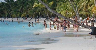 Exclusiva: Se incrementa llegada de turistas en enero 2019 en RD en relación a enero 2018