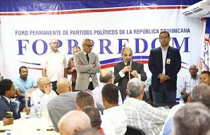 La Junta presenta su voto automatizado al FOPPPREDOM