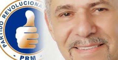 Manuel Jiménez anuncia que entrará al PRM en el mes de marzo