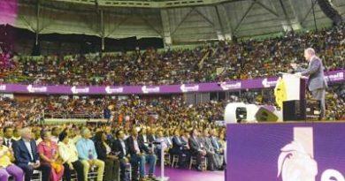 """Partidos anunciarían """"Opción Morada"""" para candidatura de Leonel Fernández"""