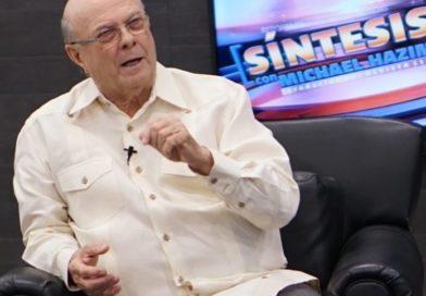 """Hipólito: """"De ser presidente en el 2020 no habrá borrón y cuenta nueva como la vez pasada"""""""