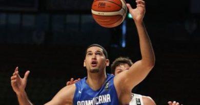 Dominicana se pone más alta con Vargas, Roberts y Araujo para juego clave ante Venezuela