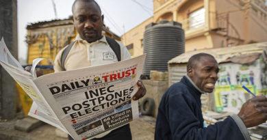 Aplazan una semana las elecciones de Nigeria horas antes de ir a las urnas