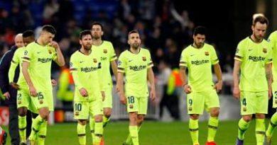 Jornada sin goles en la Champions, todo abierto para vuelta en Barcelona y Múnich