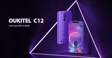 Oukitel presenta una nueva versión 3G del Oukitel C12 todavía más barata