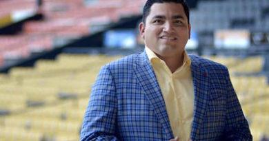 Ángel Ovalles, el nuevo gerente de las Águilas