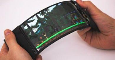Móviles con pantalla plegable: una idea menos novedosa de lo que crees