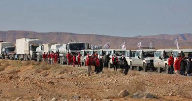 Rusia y Siria abrirán dos corredores humanitarios para los refugiados del campamento de Rukban
