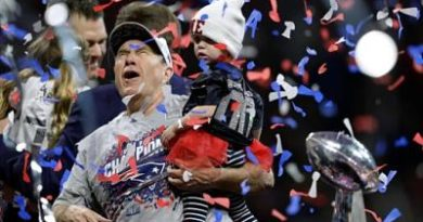 Patriots, Brady y Belichic agrandan su leyenda con sexto título de Super Bowl