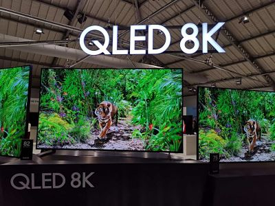 Televisores Samsung en 2019: QLED, menos cables y con inteligencia artificial