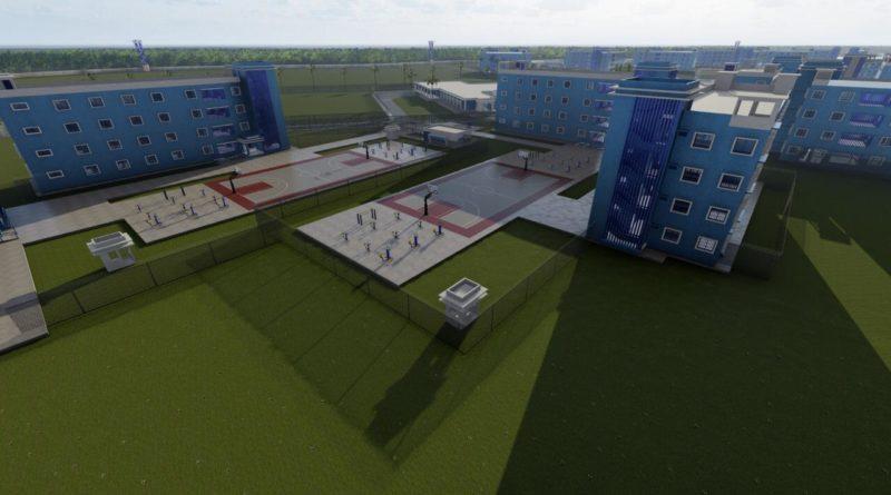Jean Rodríguez deja iniciados trabajos de construcción de moderno CCR La Nueva Victoria