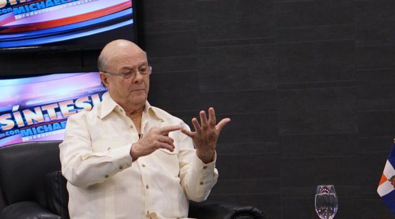 Hipólito Mejía: corrupción y deudas convertirían a RD en otro Haití