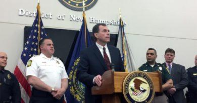Fiscal federal asegura fentanilo al por mayor es traficado desde la RD a New Hampshire