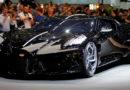 Bugatti presenta La Voiture Noire, «el coche nuevo más caro de la historia»