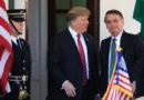 «Brasil encima de nada»: Las redes se mofan del encuentro entre Trump y Bolsonaro