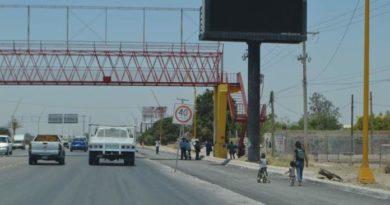 Anuncian repararán cables de puentes peatonales
