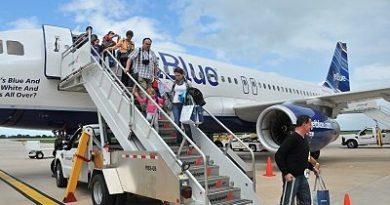 Aeropuertos de RD movilizaron más de 2.7 millones de pasajeros entre enero – febrero 2019